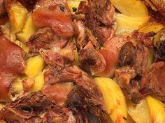 Egyszerű csülök pékné módra - Modern háziasszony Pot Roast, Food And Drink, Tasty, Cooking, Ethnic Recipes, Carne Asada, Kitchen, Roast Beef, Brewing