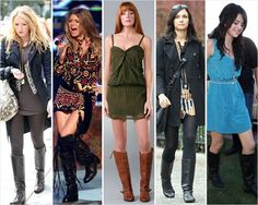 Os looks com botas, sem dúvida, são as grandes apostas do inverno! Salto fino, salto grosso, cano longo, cano médio ou curto, lá estão elas, seja no inverno, seja no verão, aparecem ditando moda e compondo os mais diferentes looks! Lá se foi o verão, deixando saudades dos modelos de calçados femininose vem chegando o …