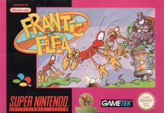 Super Nintendo - Frantic Flea