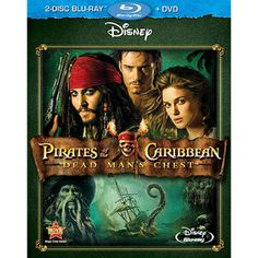 The second part of a trilogy, PIRATES OF THE CARIBBEAN: DEAD MAN'S CHEST is a fantastic tale of pirates, love, and the supernatural. Blacksmith Will Turner (Orlando Bloom) and his upper-class love Eli