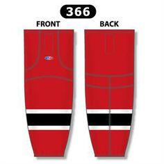 d04fe51363e New Jersey Devils Hockey Socks #HS2100-366 Youth Hockey, Custom Hockey  Jerseys,