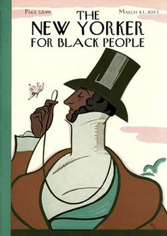 The New Yorker for Black People.