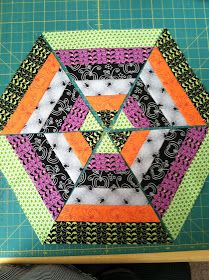 My Cotton Creations: Spider Web Table Topper TUTORIAL