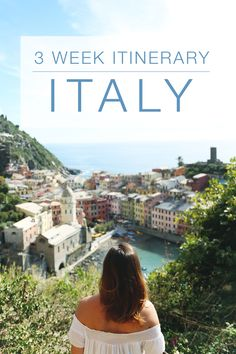 My Complete 3 Week Itinerary to Italy - To Vogue or Bust