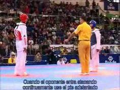 "Taekwondo: Tecnica de combate vol.4/4 ""real competition strategy"" - YouTube"