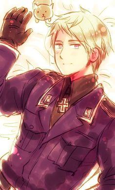 Prussia+From+Hetalia | Hetalia Prussia