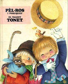 FERRÁNDIZ : PEL.ROS I PORUQUET / EL VALENT TONET (EDIGRAF, 1976) EN CATALÁN - Foto 1