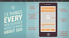 13 Things Every Web Designer Needs to Know about SEO   #webdesign #SEO