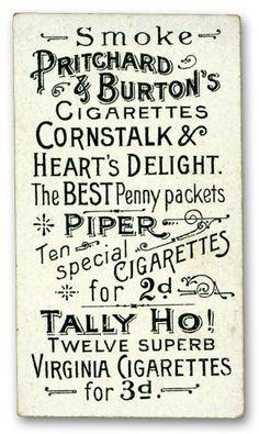 "letterpress fonts just shout ""Vintage Candy Shop"" don't they?"