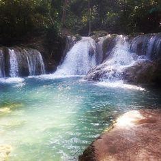 Hagimit Falls December 2014 @ Samal, Davao del Norte, Philippines
