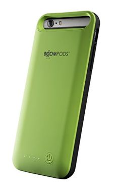 iPhone Schutzhülle mit Akku #Boompods  #Design