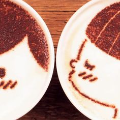 Beauty and Sweet... Lets make it Coffee Latte Art!