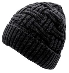 8d2a9426027 online shopping for Loritta Mens Winter Warm Knitting Hats Wool Baggy  Slouchy Beanie Hat Skull Cap from top store. See new offer for Loritta Mens  Winter ...
