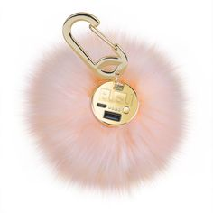 BUQU Power Poof mAh Purse Charm Power Bank, Pink If you like Fashion Checkout our Roku Channel! Phone Battery Charger, Luxury Marketing, Faux Fur Pom Pom, Portable Charger, Chain Shoulder Bag, Chanel Handbags, Chanel Bags, Charmed, Purses