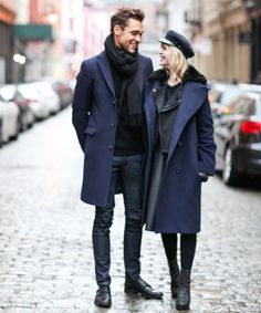 It's no secret that here at Refinery29, we're huge proponents of couples — and friends — who influence each other's style. Seriously, there's just something about a fashionable twosome that makes our hearts melt, especially around this time of year.…