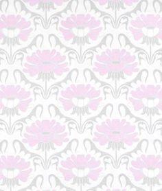 Springs Creative Concord House Nursery Grace Floral Fabric