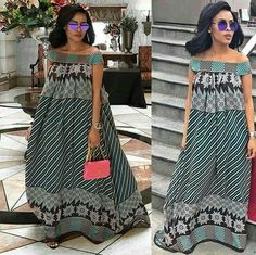 Stylish ideas for womens african fashion 517 African Inspired Fashion, African Print Fashion, Africa Fashion, Fashion Prints, Fashion Styles, African Print Dresses, African Fashion Dresses, African Dress, African Prints