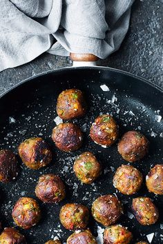 Ikea's New Veggie Meatballs Won't Make You Regret Your Impulse Snack...these are great with spaghetti squash and a little marinara sauce