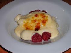 Beatus Ille, cuina fàcil, cocina fácil, easy cooking, culinária fácil: Crema catalana amb gerds / Crema catalana con fram...