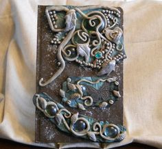 Silver Myst by Grandmaspleasures on Etsy, $30.00