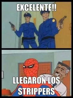 memes spiderman español - Buscar con Google