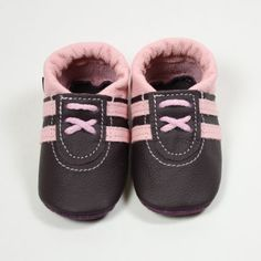 Babyschuhe handmade Hausschuhe Puschen Schneeflocke Grö.17-24 Krabbelpuschen