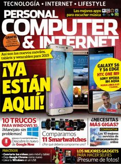 Personal computer & Internet.  Nº 149, marzo, 2015.