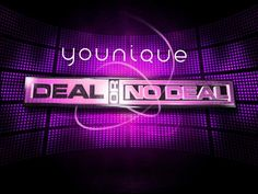 Deal or no Deal Younique style