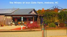 The Winery at Iron Gate Farm, Mebane, NC. For more information about our company, please visit out website: www.afalimo.com