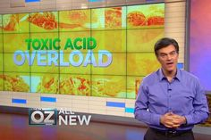 Toxic Acid Takedown: Fighting Inflammation by eating Alkaline foods which prevents diabetes and weight gain.  Aired Jan 13, 2014