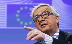 Γιούνκερ: Κινδυνεύει να ακυρωθεί η συμφωνία για το προσφυγικό www.sta.cr/2rHr8