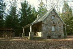 Stone Cabin At West Branch Wilderness Preserve