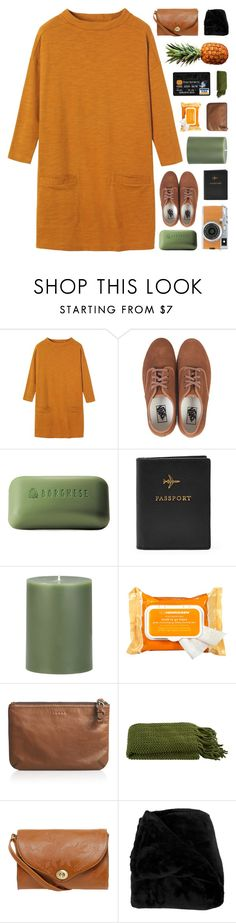 """"" by tiaranurindaa ❤ liked on Polyvore featuring Toast, Vans, Borghese, Crate and Barrel, Ole Henriksen, Jigsaw, Luella and Woven Workz"