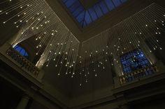Light Shower by Bruce Munro