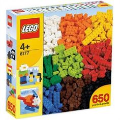 LEGO 6177 Basic klodser