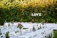 Joyous Garden Wedding At Jex Estate By Lad U0026 Lass {Jessica U0026 Steven}