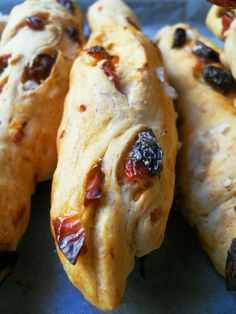 Focaccia Pizza, Biscotti Cookies, Savory Tart, Hot Dog Buns, Italian Recipes, Buffet, Food And Drink, Vegan, Cooking