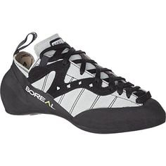 3039655654 Buy Boreal Climbing Shoes Mens Lightweight AS Ace Leather Black Gray 12274
