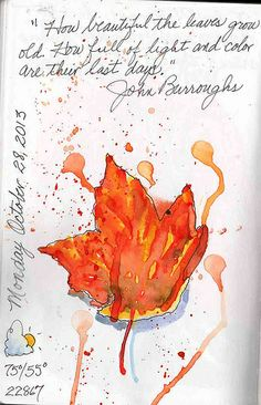 Illustrated Watercolor Journaling | Watercolor Journaling + Join Group