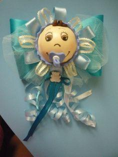 Distintivo para baby shower #mommytobe #babyshower #fofucha