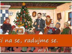 Vánoční koleda - Narodil se Kristus Pán
