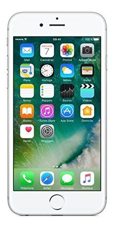 Apple iPhone 6s 32GB SIM-Free Smartphone - Silber EUR 419,00