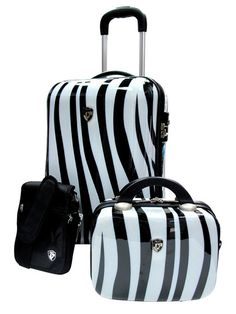 The Weekender 3 Piece Carry-On Set by Heys Luggage on Gilt.com