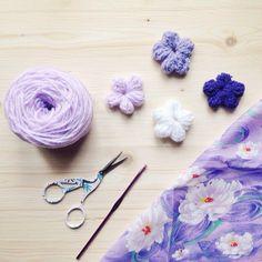 Flower Purse for Simply Crochet