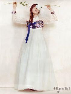 .Korean Hanbok | 바이단.