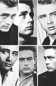 James Dean, love his expressions.