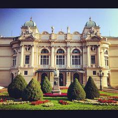 Teatr J. Słowackiego in Kraków, Województwo małopolskie