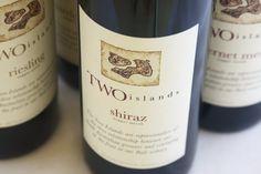Two Islands wines, by Hatten Wines