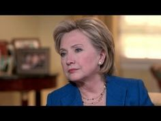 Pin for Later: Nothing Was Off-Limits in Hillary Clinton's Candid Interview On Running For President