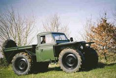 Forest Land Rover